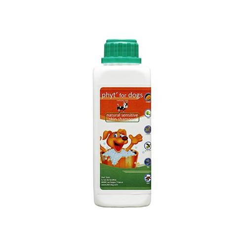 Natural Sensitive Skin Shampoo